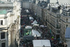 Piggotts wins Regent Street Festival contract