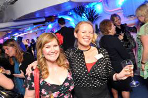 HMS Belfast relaunch party: gallery