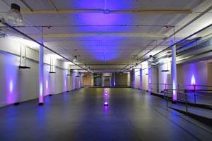 Purple Door event space in London's West End