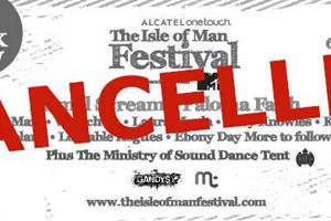 Isle of Man Festival cancelled