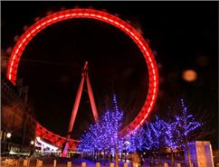 Rhubarb scoop contract to provide catering on the London Eye