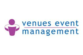 Venues Event Management reports increased £34m tunover