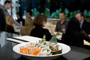 Event reader lunch at Kyashii: pictures