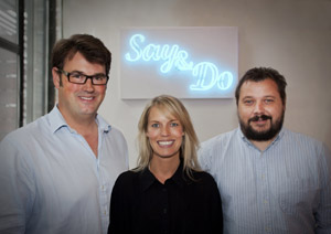 Rory Sloan, Claire Drese and Rob Wilson join RPM board