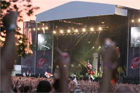 V Festival to use 4,750sqm of GL Events Owen Brown sturctures