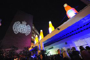 Corona at Ministry of Sound