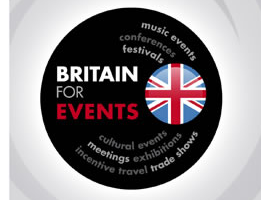 More government support for Britain for Events