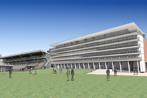 New event spaces at Newbury Racecourse given go-ahead