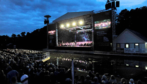 E&MS lands Scarborough Open Air Theatre contract