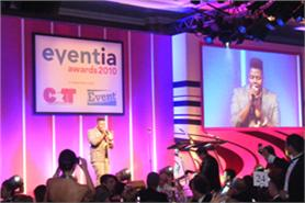 Paije Richardson performs at Eventia Awards: winners and pictures