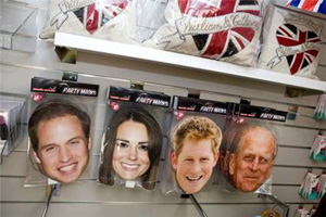 Capital prepares for Royal Wedding: picture gallery