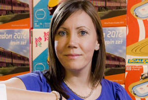 Hornby London 2012 project director to give keynote at The Guide Live