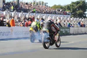 Isle of Man launches economic review of Manx Grand Prix festival