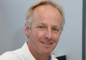 John Cochrane, De Boer sales director