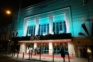 Troxy extends series of live cinema events