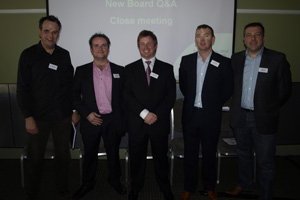 ESSA appoints five new board members at AGM