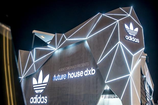 Adidas: past, present and future collide