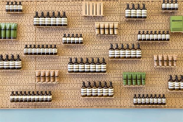 Aesop: Paris pop-up