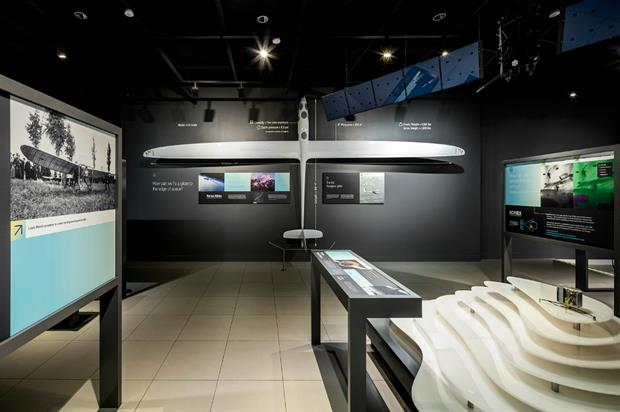 Airbus Experience Centre: showcasing innovation and future products
