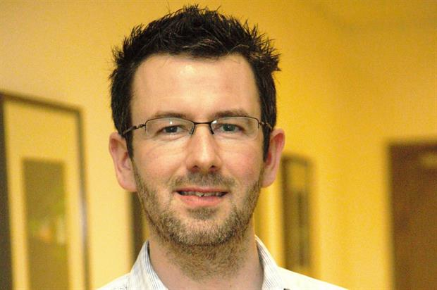 Grierson is Drp's new project manager