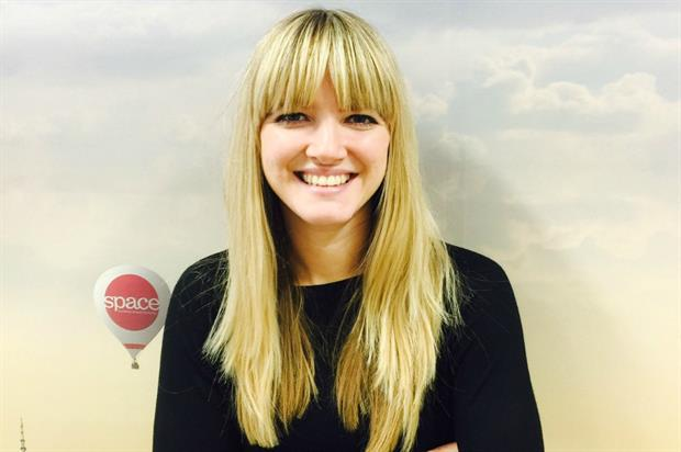 Space appoints Anna Roberts as group account director
