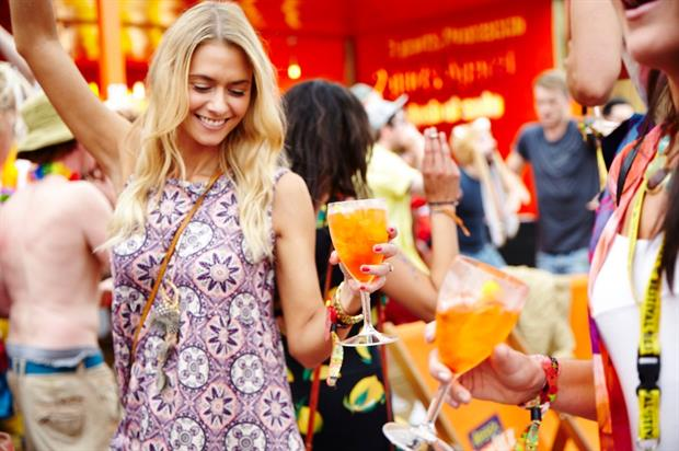 Image result for aperol socials