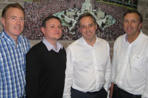 The Arena Group UK & Europe team