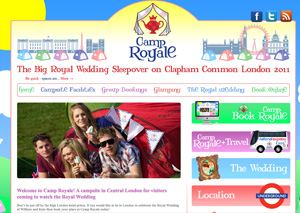 Clapham campsite to be set up for Royal Wedding revellers