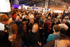 The Gadget Show posts record attendance