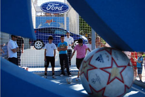 Imagination drives Ford to Champions League finals