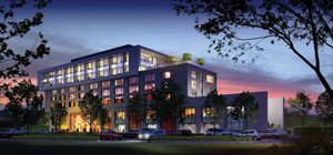 New £20m hotel to bring events to Chesterfield