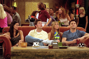 London to celebrate 15 years of Friends with Central Perk pop-up