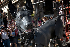 9ft dog joins Sea Odyssey lineup