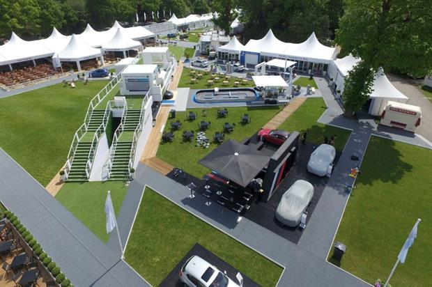 It is the 12th year that TRO has created the Championship Village for BMW