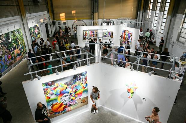 Bacardi: No Commission platform to tour Shanghai, Berlin and LA