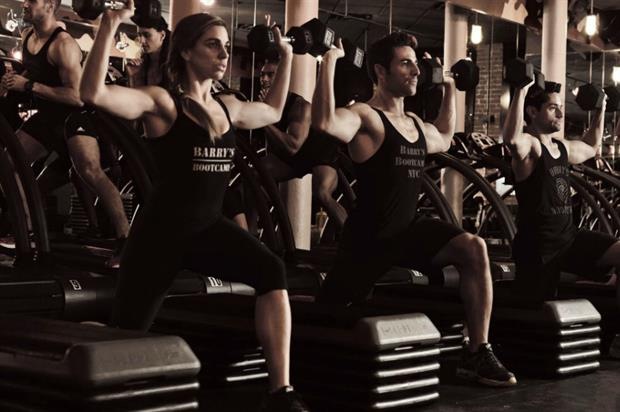 Barry's Bootcamp stages 'Hellweek' fitness activation