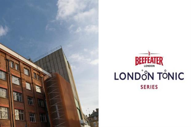 Beefeater: combining gin cocktails with Instagram workshop