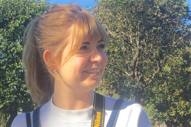 Event 100 Club's 30 under 30: Beth Nicholas of agency Sense