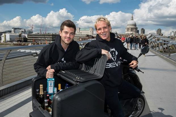 Bevy plans to employ experiential as part of its marketing strategy
