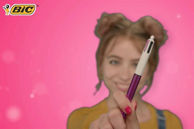 Bic launches 'Write and Shine' competition