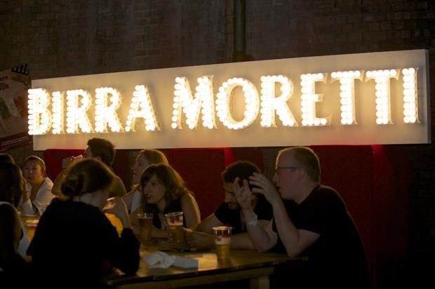 Birra Moretti's Gran Tour comes to London on 15 July