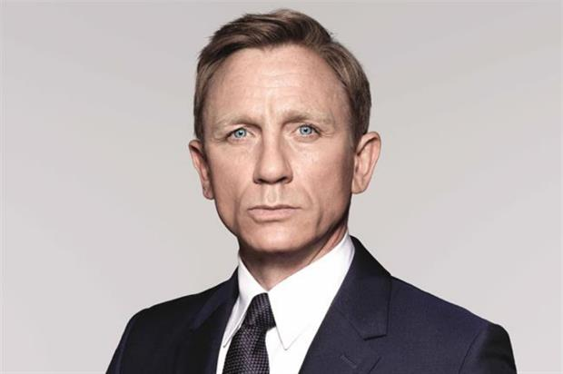 Daniel Craig will feature in exclusive content available through scanning Heineken products