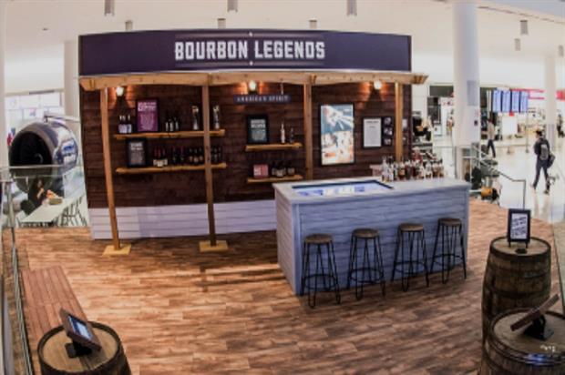 Bourbon Legends: client of PGXM, a boutique division of PG Exhibits