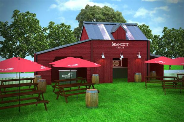 Brancott Estate: VR experience will tour UK festivals