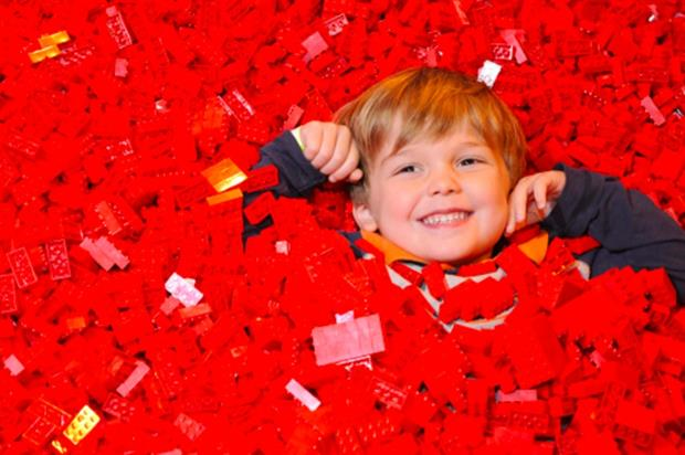 Immersive Lego event Brick 2015 returns to the Excel on Friday (11 December)