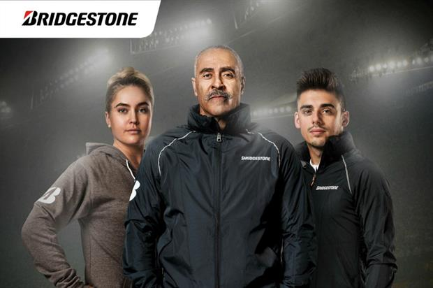 Bridgestone: experience-led campaign with grass roots events