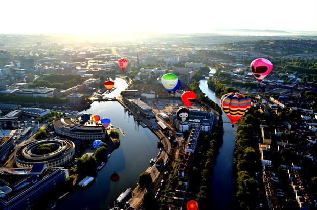 Bristol is a hub for events and the arts (Paull Angharad/Destination Bristol)