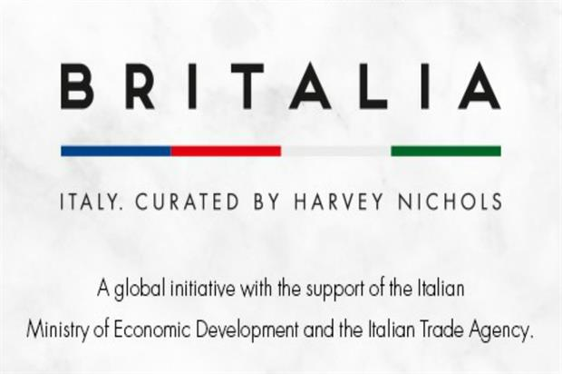 Harvey Nichols: celebrating all things Italian
