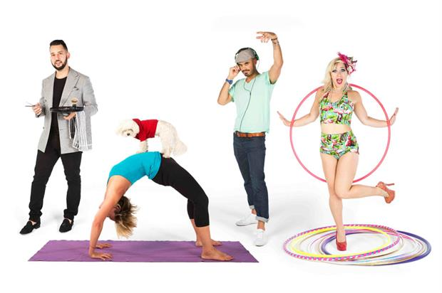 Dog yoga and DJ workshops are on the line-up for Brite Space