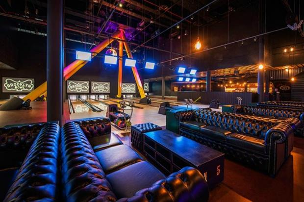 Brooklyn Bowl: partnership with SongDivision